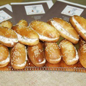 К7018 Сандвичи с млечен хляб