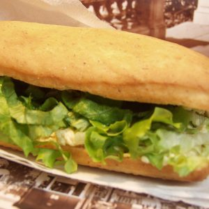 R8001 Веган сандвич