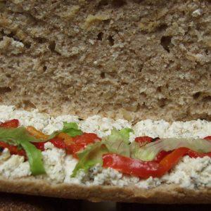 R8002 Вегетариански сандвич