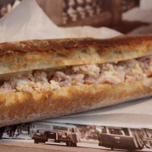 R8003 Сандвич шунка + 2 сирена