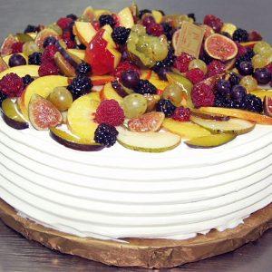 № C1024 Крем ванилия с плодове