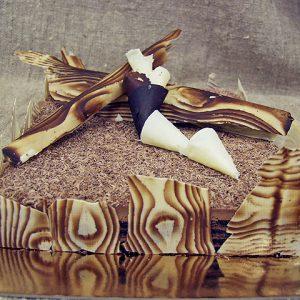 № C1005 Паве шоколад
