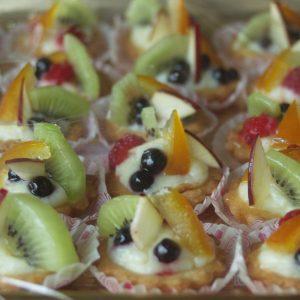 К7022 Плодове тарталта